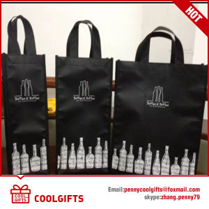 Single Bottle Wine Bag for Promotional Gift pictures & photos