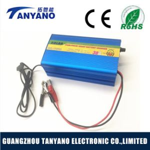 12V 30A Automatic 3 Stage Solar Battery Charger