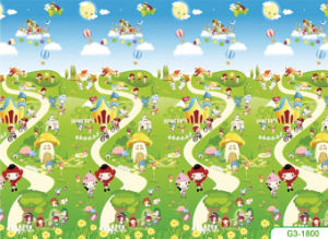 Baby Play Mat Stitching Style Lock Safety Material Practice Crawling for Baby 08g3 pictures & photos