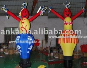 Cheap Inflatable Air Puppet Women pictures & photos