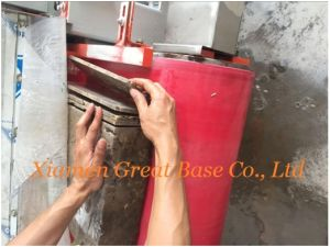 Multi-Blade Mosaic Cutting Machine for Marble and Granite pictures & photos