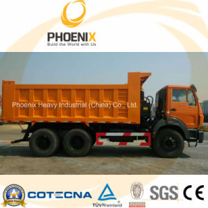 Low Price Good Condition Used Beiben Tipper Dump Truck 6X4 340HP with Mercedes Benz Technology pictures & photos
