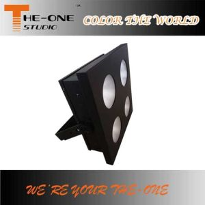 4*100W Warm White LED Studio Audience Light pictures & photos