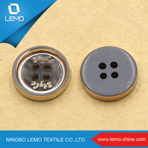 Popular Sewing Woven Shirt Button for Home Textile pictures & photos