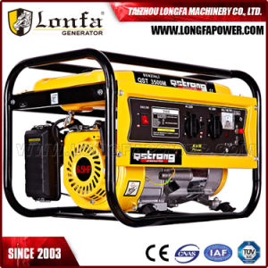 3kVA 2.5kw Honda Type Portable Gasoline Homeuse Generator (LF3700-B) pictures & photos
