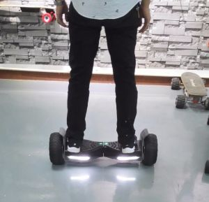 Dual Motor off Road Self Balance Electric Scooter/Hoverboard pictures & photos