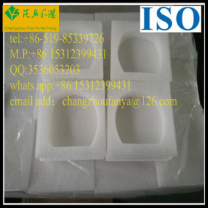 Processing EPE Foam Packaging Shock Cushioning Foam Box Lining pictures & photos