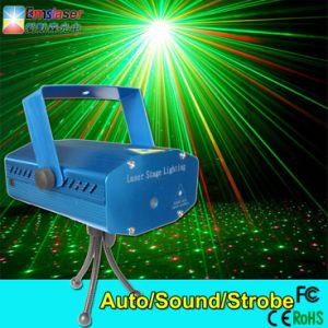 Twinkling Star Laser Lighting Mini Stage Light DJ Laser Lights for Sale pictures & photos