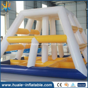 2016 Hot Selling Inflatable Pyramid Water Slides, Used Water Park Slide for Kids