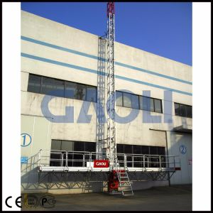 All-Round Self Climbing Work Platform for Building Construction pictures & photos