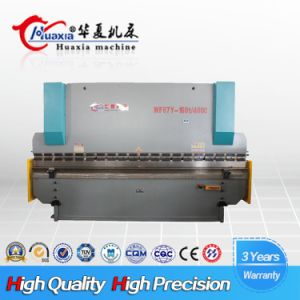 Hydraulic Metal CNC Sheet Bending Machine pictures & photos