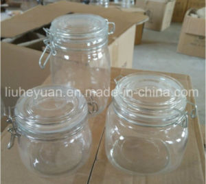 Jam Jar Glass Sealed Tank Storage Tank 100ml---3000ml pictures & photos