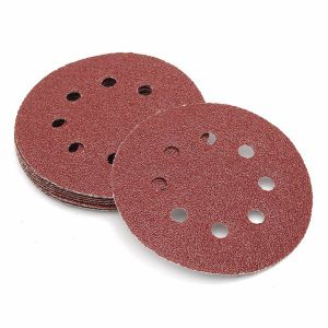Hook and Loop Sanding Discs P320 180mm pictures & photos