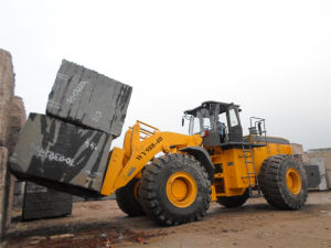 Large Capacity Forklift Front End Loader 40ton Used in Quarry pictures & photos