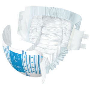 Magic Tape Hold Disposable Adult Diapers by OEM Manufacturer (HS-00025) pictures & photos