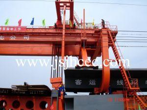 900t Steel Structure Bridge Erecting Machine pictures & photos