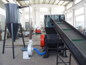 Waste Plastic 100-1000kg/H Plastic Bag Crusher Machine Prices pictures & photos
