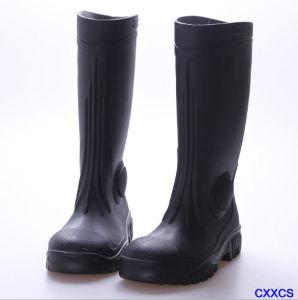 Heavy Industry Wellington PVC Rain Boots Ce S4/S5 W-6038t pictures & photos
