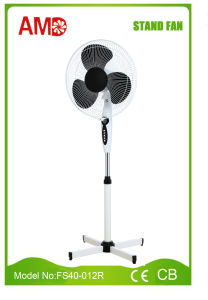 "16"" Cheap Stand Fan with Remote Control (FS40-012R) pictures & photos"