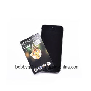 Custom Printed Microfiber Cell Phone Screen Cleaner pictures & photos
