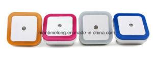 Mini LED Night Light Control Auto Sensor Baby Bedroom Lamp