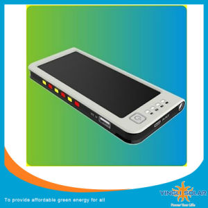 3000mAh Quick Charge Digital Display Mobile Battery with LED Light pictures & photos