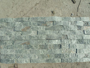 China Hot Natural Slate Stack Stone Culture Roofing Slate Stone pictures & photos