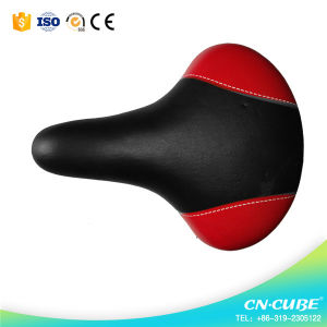 Hot Selling MTB Bicycle Saddle, Leather Bike Saddle pictures & photos