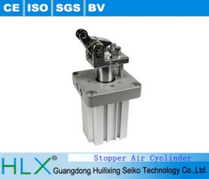 Horizontal Pneumatic Stopper Cylinder, Light Duty Pneumatic Stopper Cylinder pictures & photos