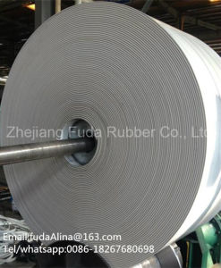 Cheap Food Grade White Rubber Conveyor Belt pictures & photos