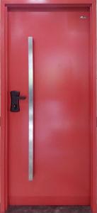 Israel Secuiry Steel Decorative Door pictures & photos