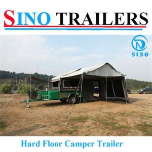 Forward Folding Hard Floor Camper Trailer for Sale pictures & photos
