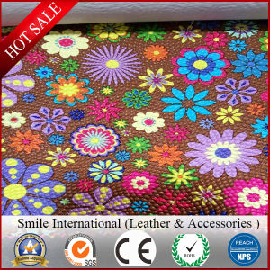PVC Transfer Film Artificial Leather Can Do for Shoes and Handbags pictures & photos