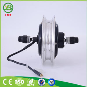 Czjb-105-10 10 Inch Gearless Electric Scooter Motor 36V 350W pictures & photos