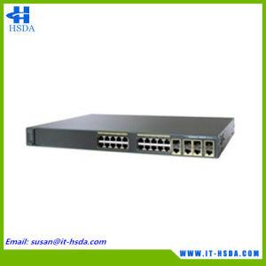 Ws-C2960g-24tc-L Catalyst 2960g-24tc-L Switch for Cisco pictures & photos