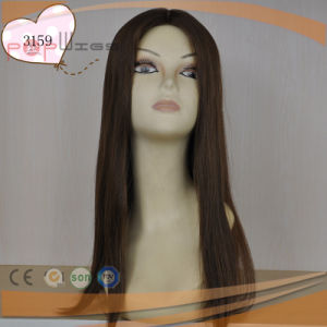 Charming Long Hair Front Lace Wig pictures & photos