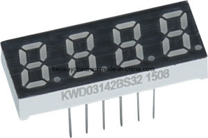 Four-Digit 7 Segment LED Display with High Quality pictures & photos