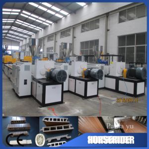 PVC Window and Door Frame Profile Extruder pictures & photos