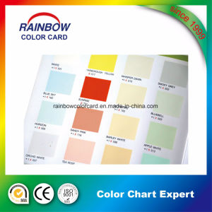 High Quality Professional Brochure Printing Color Chart for Advertising pictures & photos