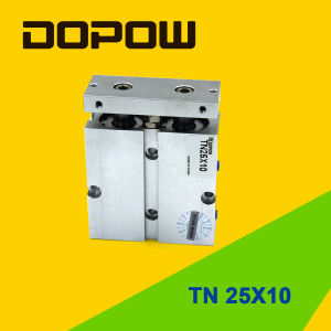 Dopow Tn Series Cylinder Double Shaft Cylinder (TN25-10) pictures & photos
