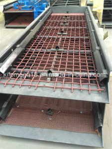 Vibrating Screen (YK series) Used in Crusher Equipments pictures & photos