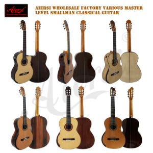 "Aiersi Factory Wholesale 39"" Handmade Concert Smallman Classical Guitar pictures & photos"