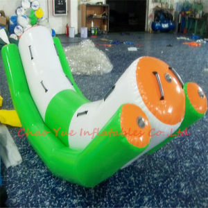 Commercial Inflatable Watertotter Toys with Ce Pump for Lake pictures & photos