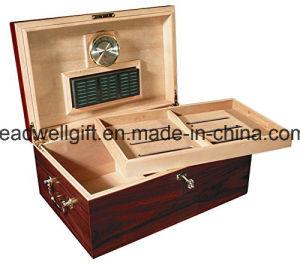Wholesale Custom Elegant Cigar Box/Humidor/Cigar Case/Cigar Cabinet (LW-JB03115) pictures & photos