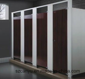 Cy HPL Solid Phenolic Panel Shower/ Toilet Partition pictures & photos