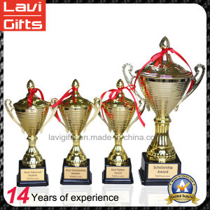 High-End Metal Sport Award Souvenir Trophy Cup Trophies pictures & photos