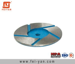 Segmented Section Cup Wheel pictures & photos