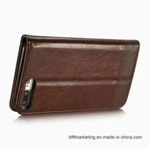 PU Leather Mobile Phone Case for iPhone 8/8plus7/7plus/6s/6splus pictures & photos