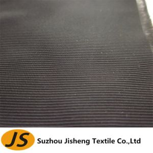 75D Waterproof Polyester Stripe Memory Fabric pictures & photos