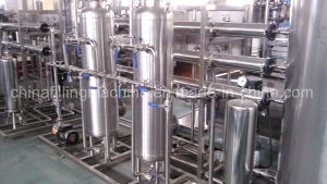 Mineral Water Pure Water RO System Treatment with SUS304 Material pictures & photos